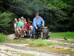 Photo: Doug Blodgett on his second trip with passengers.     HALS Public Run Day 2015-0516 RPW