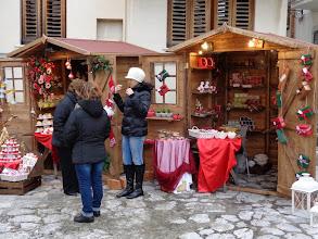 Photo: Christmas Market, Taormina