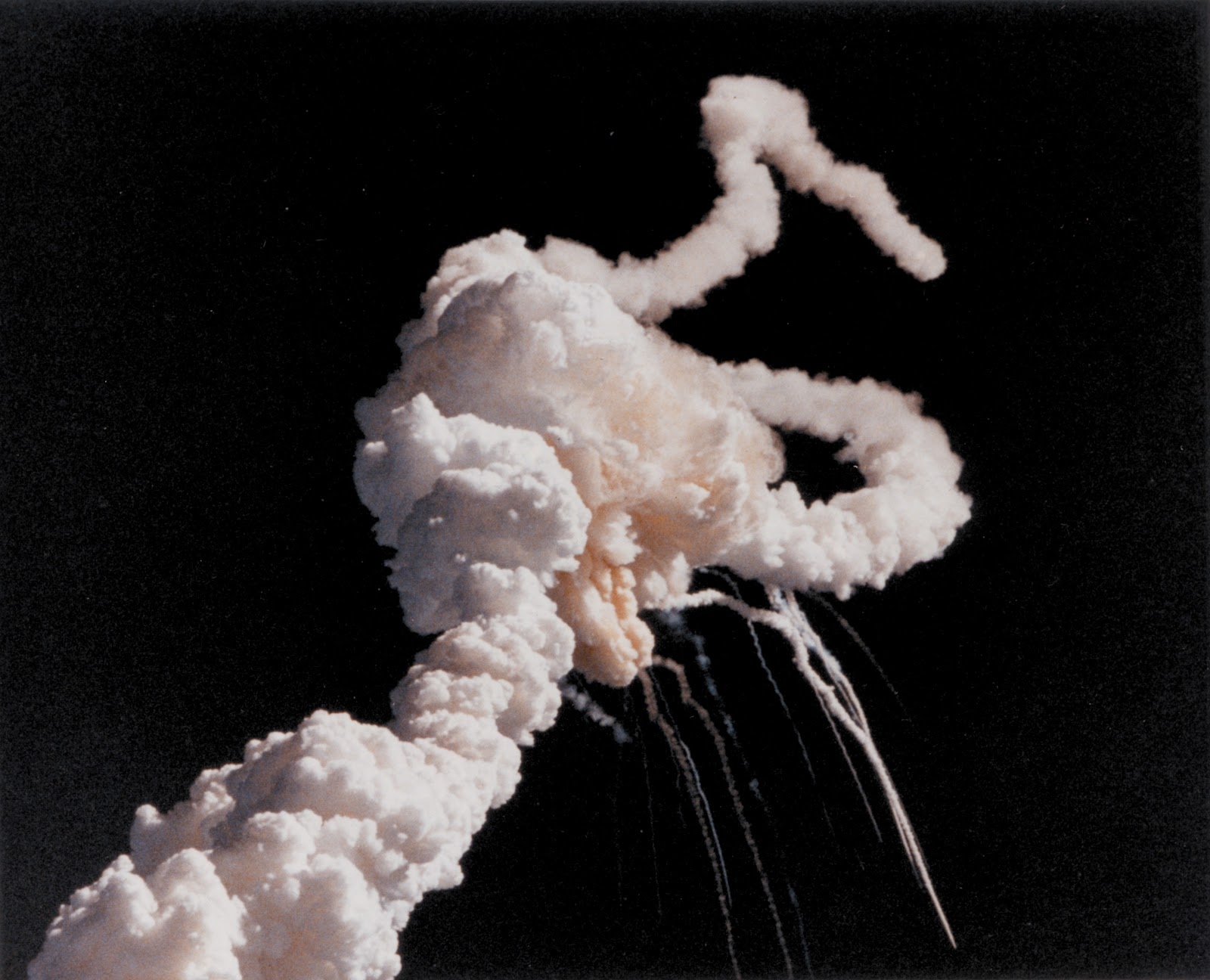 Space Shuttle Challenger was