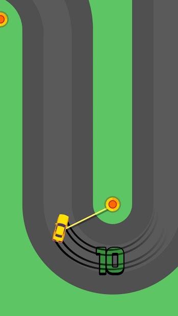 Sling Drift Android App Screenshot