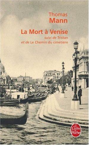 La mort à Venise Thomas Mann