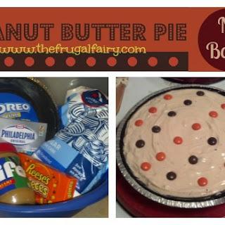 No Bake Peanut Butter