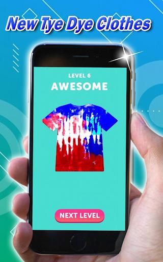 New Tye Dye Clothes android2mod screenshots 2