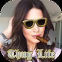 Thug Life Photo Maker Girl Fun icon