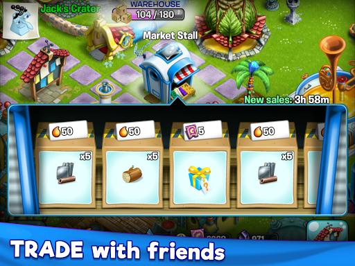 Farm Craft: Township & farming game apkmr screenshots 14