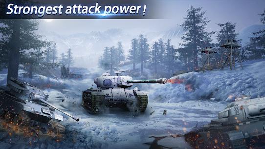 Furious Tank: War of Worlds_1st Anniversary 7