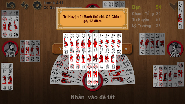 Chan offline - Chắn Van Ca