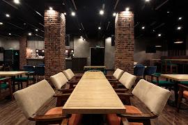 Ресторан Лофт «Место. Вечер»