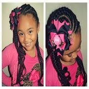 New Kids Braid & Hairstyles