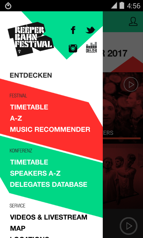 Reeperbahn Festival- screenshot