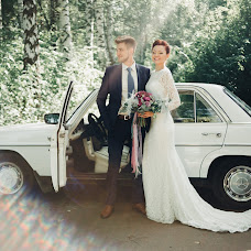 Wedding photographer Vladimir Voronin (Voronin). Photo of 25.10.2017