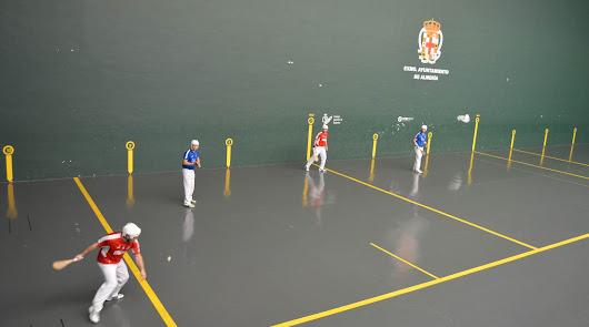 El Frontón Andarax acoge el derbi CP Almería-CP Benahadux