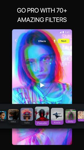 ?Efectum – Slow Motion, Reverse Cam, Fast Video 2.0.12 screenshots 4
