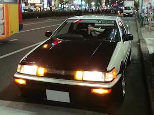 カローラレビン AE86 S62年 GT-APEXのカスタム事例画像 ae86kiwamiさんの2018年12月06日20:12の投稿