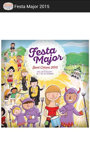 Festa Major Sant Celoni 2015