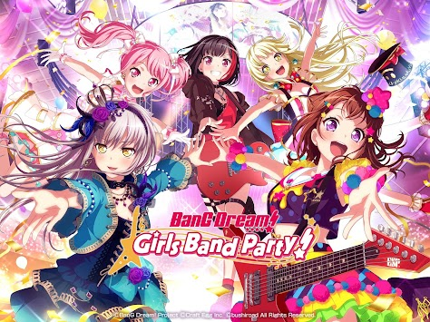 BanG Dream! Girls Band Party! apk screenshot