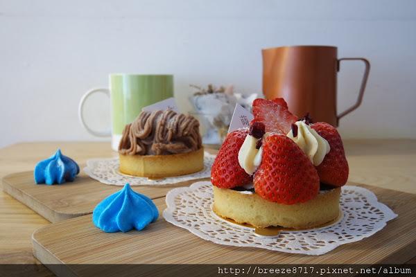 蒔初甜點 Originl'a Tart & Dessert 台中動漫巷弄中甜點店
