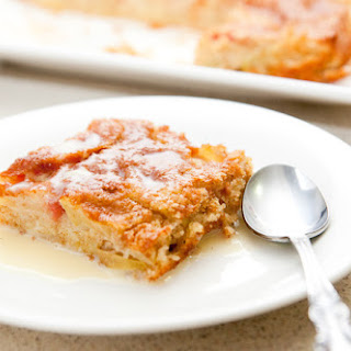 Throw-it-together apple cake from Eat Good 4 Life.