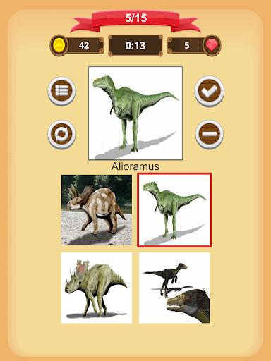 Dinosaurs Quiz apkmind screenshots 9