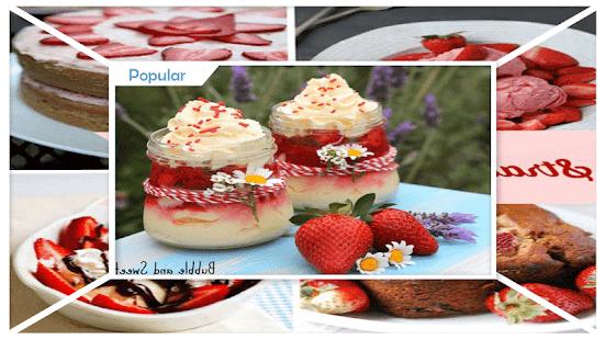 Image result for VIDEO: अब आप घर पर सरलता से बना सकते है स्ट्रॉबेरी लेमोनेड