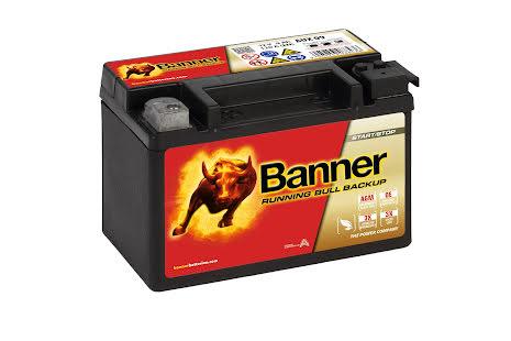 Banner Running Bull BackUp - 509 00 / AUX 09