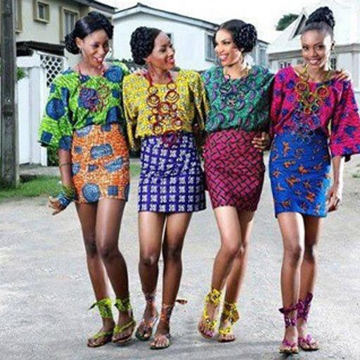 Chic African Fashion 遊戲 App LOGO-硬是要APP