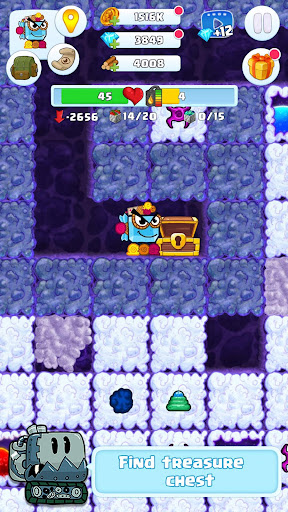 Digger 2: dig and find minerals screenshots 4