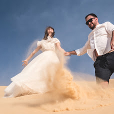 Wedding photographer Dmitriy Peteshin (dpeteshin). Photo of 25.12.2017