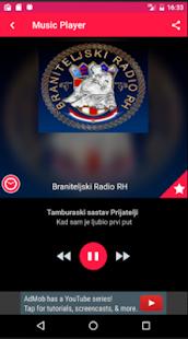 Radio Croatia FM - náhled