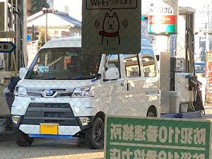 ハイゼットカーゴ  クルーズ ビジネスパック 5MT 4WDのカスタム事例画像 とねっとさんの2020年01月19日16:04の投稿