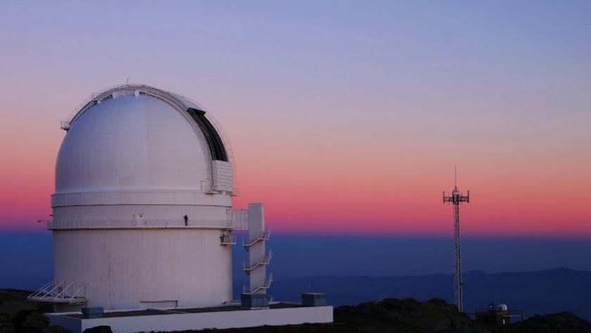 El Observatorio Astronómico de Calar Alto.