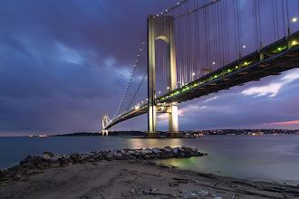 Photo: Verrazano Bridge pt 2 NYC