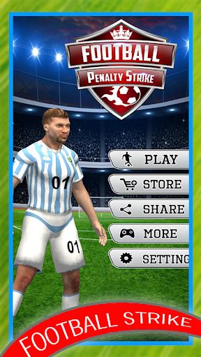 Super Football Striker: Flick Goals 1.4 screenshots 1