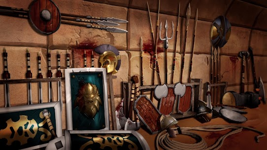 Gladiator Heroes Clash – Fight epic clan battles 6