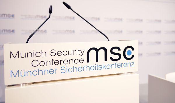 Мюнхенская конференция по безопасности 2020