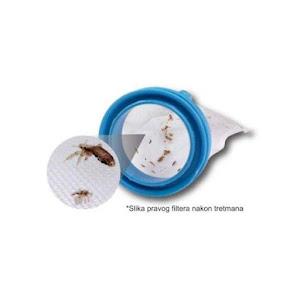 Pieptene aspirator impotriva paduchilor si parazitilor, V-Comb