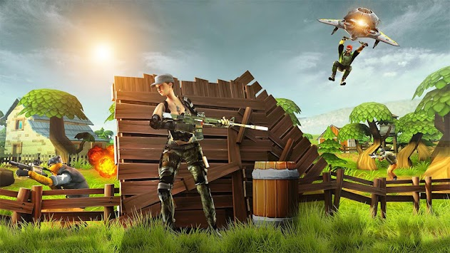 Fort Night Battle Ground Survival Arena Royale