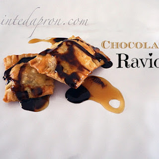 Chocolate Ravioli.