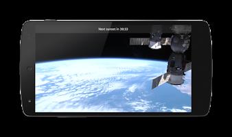 Screenshot of ISS HD Live - Free (Earth Cam)