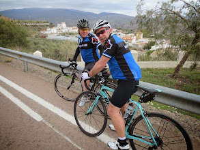 Photo: El Jefe & Mr Hatt