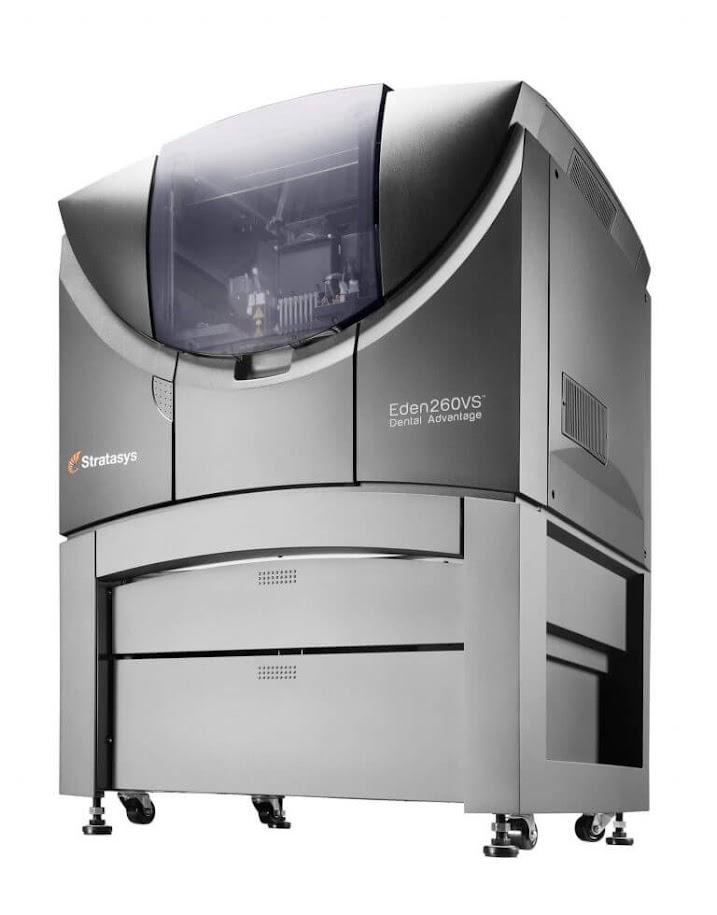 Лучший промышленный 3D-принтер: Objet Eden260VS