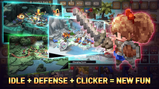 Tap Defenders  screenshots EasyGameCheats.pro 1