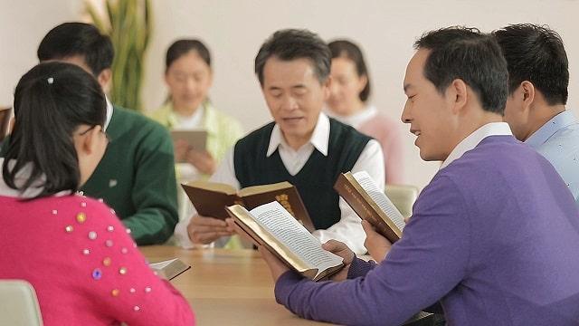 跟隨神, 禱告, 福音, 見證, 東方閃電