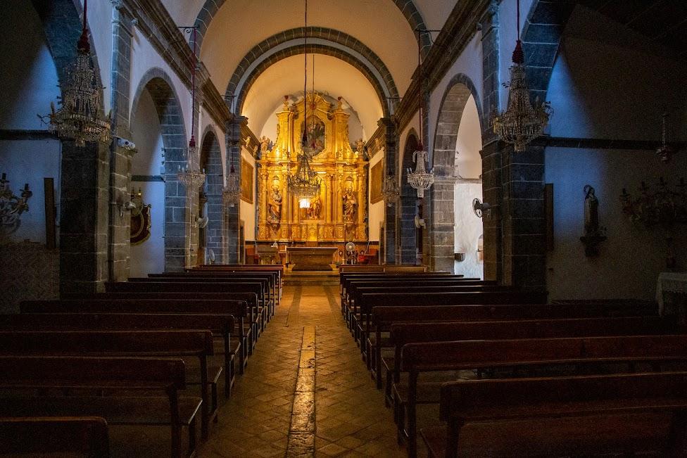 Deia, kościół św. Jana Chrzciciela