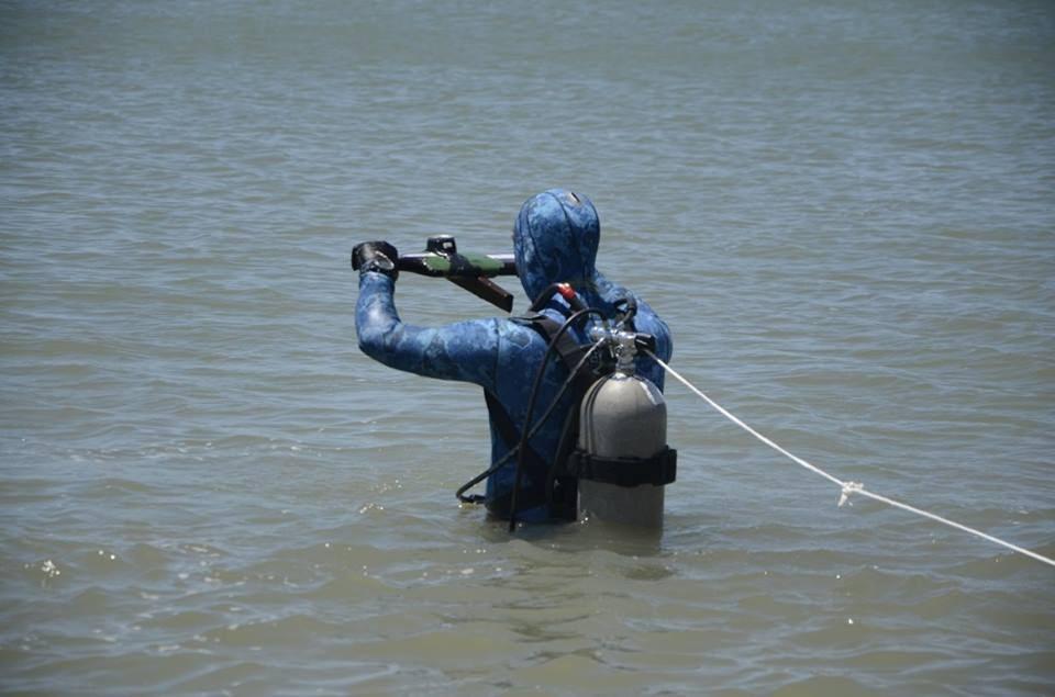 9/12 - Competencia de Orientación Submarina - Juegos Subacuáticos Jesús Arévalo 1