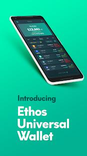Ethos Universal Wallet
