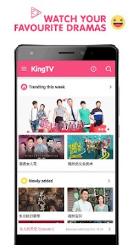Download KingTV - Watch Chinese Dramas & Movies APK latest version