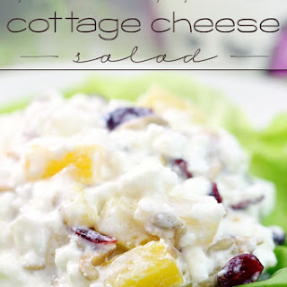 Pineapple Salad With Cottage Cheese Recipes