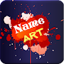 Name Art Editor - Calligraphy Text Art Editor APK icon