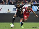 Ostende a changé d'avis et refuse la suspension de Jali